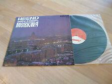 LP Abend an der Moskwa Musikleben Sowjetunion Volkslieder AMIGA DDR Vinyl 840051