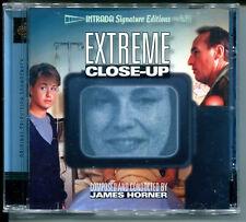 James Horner EXTREME CLOSE-UP Limited Edition OOP TV SOUNDTRACK Intrada SEALED