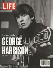 Life George Harrison magazine John Lennon Paul McCartney Ringo Star Rare photos