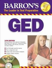 Murray Rockowitz Ph D / Barron's GED Book Only 2007 Textbooks Paperback