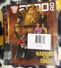 2000 AD #2092, 2093, 2094, 2095, 2095 hatchets partworks ltd - comic / magazine