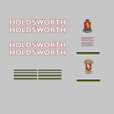 Holdsworth Professional Bicycle Decals, Transfers, Stickers n.9