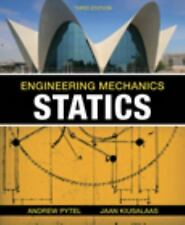 Engineering Mechanics: Statics, Kiusalaas, Jaan, Pytel, Andrew, 0495244694, Book