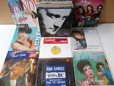 60x 80er Maxi Vinyl Schallplatten Sammlung Rock Pop Disco, Konvolut Paket #141