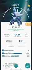 Pokemon Go Dialga lv40 - Maxed CP -  unlock 3 moveset Master League PvP