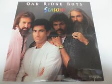 THE OAK RIDGE BOYS~SEASONS~Factory Sealed Vinyl LP Record