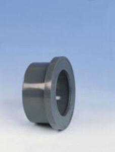 PVC Bundbuchse, flach d = 125