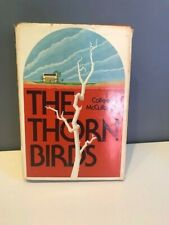 Colleen McCullough / The Thorn Birds First Edition 1977