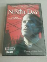 The Ninth Day DVD Kino Video Very RARE Holocaust WW2 Brand New SEALED