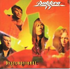 Dokken – Dysfunctional -  CD 1995