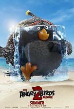 The Angry Birds Movie 2 Movie Poster (24x36) - Bomb, Danny McBride v4