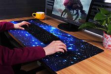 XL Large Gaming Mouse Pad Office Laptop Keyboard Mat Fashion Anti-slip MousePad