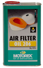 Motorex Luftfilter Öl 206, 1Liter