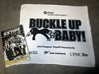 Pittsburgh Penguins 2014 Playoff RALLY TOWEL game 5 Blue Jackets Program Crosby