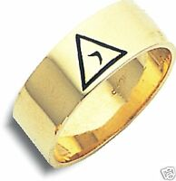 Scottish Rite 14th Degree Ring Sterling Silver New