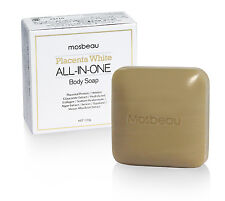 Authentic Mosbeau Placenta White All-In-One Body Whitening Soap-NEW LOWEST PRICE