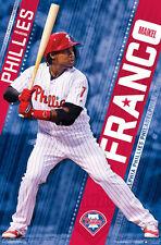 Maikel Franco SUPERSTAR Philadelphia Phillies Official MLB Baseball Wall POSTER