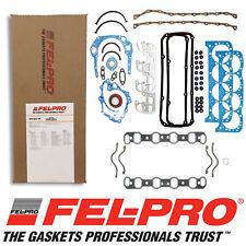 Felpro Full Gasket Set Ford 302-351 Cleveland 2V AFS8347PT + Inlet Gasket Xfire
