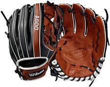 "Wilson A500 Right Hand Throw Baseball Glove 11.5"" NEW MSRP $59.99"