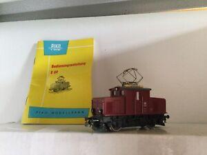Piko ho scale model train locomotive E69