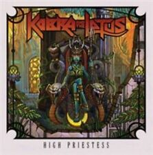 High Priestess by Kobra and the Lotus (CD, Jul-2014, Titan Music)