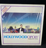 1990 Cityopoly - Hollywoodopoly Deluxe Edition Board Game