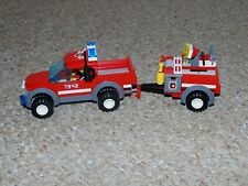LEGO 2007 Off-Road Fire Rescue Near Complete 7942 (Missing Pieces)