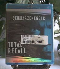 MIP Total Recall (Blu-ray Disc, 2006) Factory Sealed