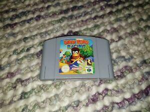 Diddy Kong Racing Nintendo N64 Cartridge PAL VGC