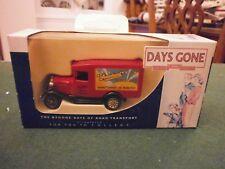 Lledo Days Gone Model A Ford Van with Standard Fireworks Decals