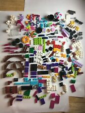 Legos Lot Friends Microphone Camera Jewels And More