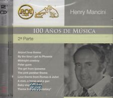 Henry Mancini 100 Anos De Musica 2a Parte 2CD New Sealed