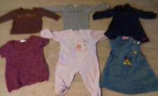 Lot 16 vêtements fille hiver 12 mois