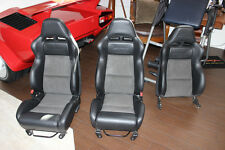 Dodge Viper seats. New OEM never mounted in a car. With extra seat back. Race