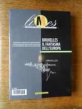 """Limes.Rivista italiana di geopolitica 3/2016 """"Bruxelles il fantasma dell'Europa"""""""