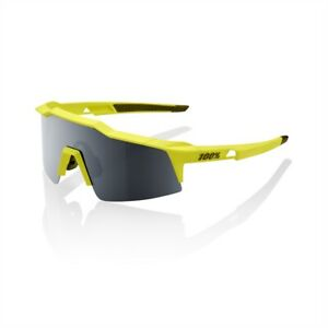 100% Speedcraft SL - Soft Tact Banana - Black Mirror Lens