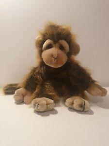Adorable TY monkey Plush