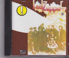 Led Zeppelin -II cd album