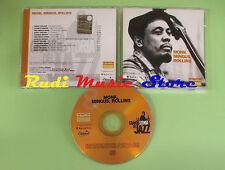 CD GRANDE STORIA JAZZ 8 compilation PROMO 01 MONK MINGUS ROLLINS (C16*) no mc lp