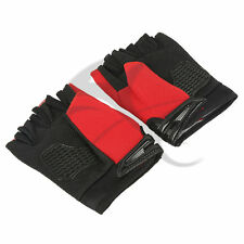 Outdoor Sport Breathable Cycling Bicycle bike Gel Half Finger Fingerless Gloves