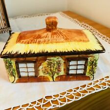 More details for fabulous art deco cottage  ware butter dish  in great condition