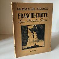 Il Paesi Di Francia Franche-Comté I Monti jura Hachette