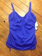 BNWT Fantasie Versailles Tankini Top Color Windsor Blue Size 38DD #FS5751WIU