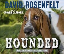 Hounded 6-CD Unabridged Audiobook - David Rosenfelt - NEW - FREE SHIPPING