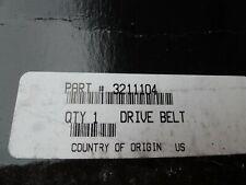 2005-2006 Polaris IQ 440 Snowmobile Drive Belt 3211104 OEM New