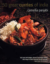 50 Great Curries of India, Panjabi, Camellia, Acceptable Book