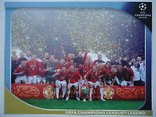Panini 560 manchester united UEFA Champions League Legend 2008/09