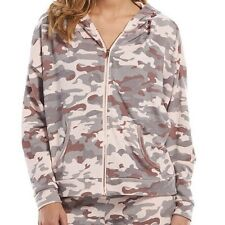NWT Juicy Couture Camouflage Hoodie jacket & Jogger Pants Set M Suit