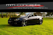 18 Zoll Concave Xtreme Felgen für Audi A3 S3 Octavia RS Golf 5 6 7 GTI R Eos Neu