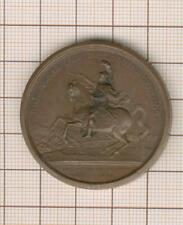 Louis XIV Médaille Mauger  la campagne de Flandre 1667